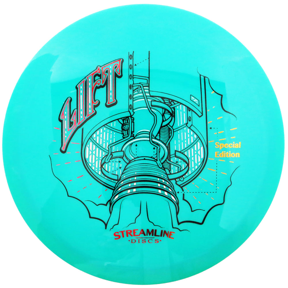Streamline Special Edition Neutron Lift Distance Driver Golf Disc