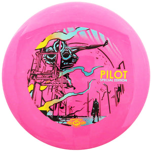 Streamline Special Edition Neutron Pilot Putter Golf Disc