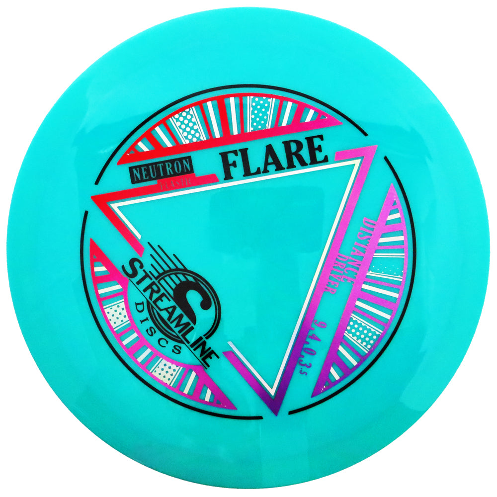 Streamline Neutron Flare Distance Driver Golf Disc