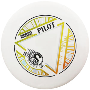 Streamline Neutron Pilot Putter Golf Disc