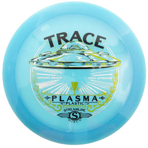 Streamline Plasma Trace Distance Driver Golf Disc
