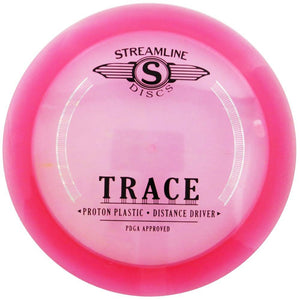 Streamline Proton Trace Distance Driver Golf Disc