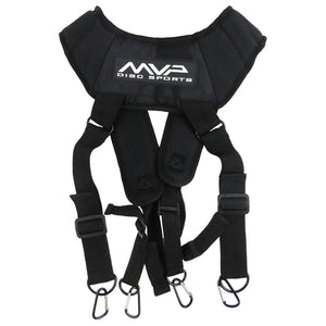 MVP Nucleus Tournament Disc Golf Bag with Back Straps