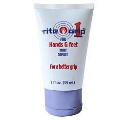 Tite Grip Antiperspirant Grip-Enhancing Hand Lotion