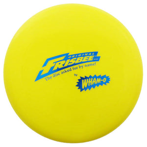 Wham-O 100 Mold 130g Ultimate Frisbee Sport Disc - Collegiate Model