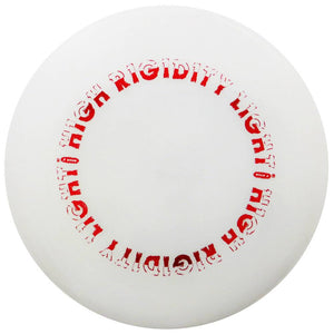Wham-O 100 Mold 130g High Rigidity Light Freestyle and Ultimate Frisbee Disc