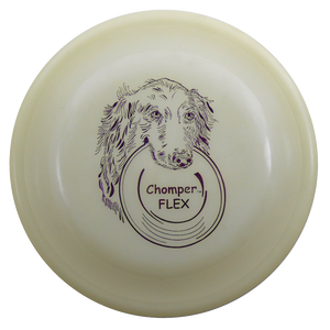 Chomper Fastback 110g Dog Disc - Classic Flex
