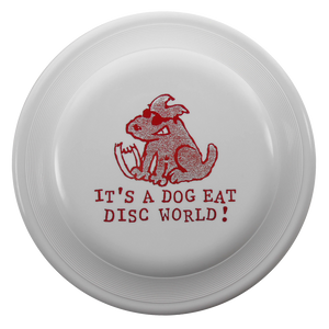 Chomper Fastback 110g Dog Disc - Dog Eat Disc