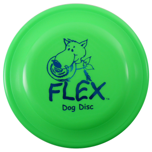 Chomper Fastback 110g Dog Disc - Flex