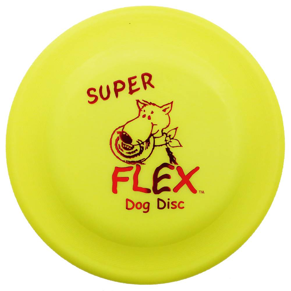 Chomper Fastback 110g Dog Disc - Super Flex