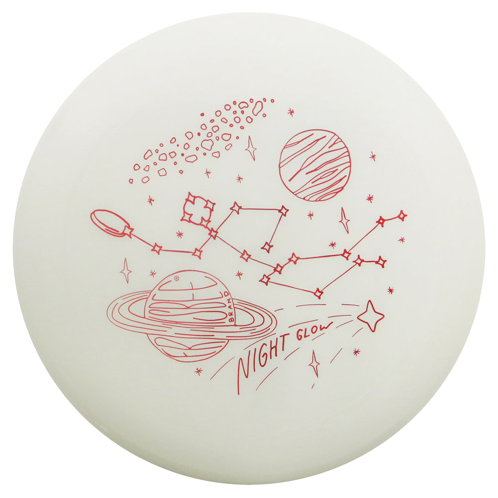Wham-O UMAX 175g Ultimate Frisbee Disc - Interstellar Night Glow
