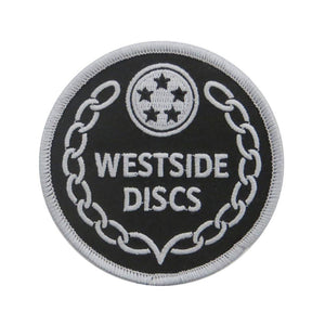 Westside Discs Logo Iron-On Disc Golf Patch