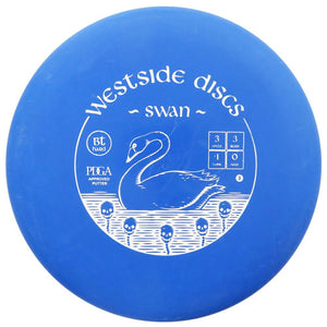 Westside BT Hard Swan 2 Putter Golf Disc
