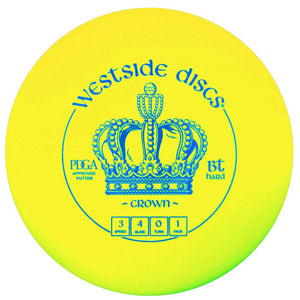 Westside BT Hard Crown Putter Golf Disc
