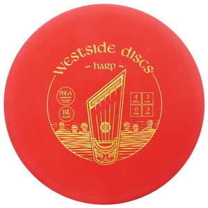 Westside BT Hard Harp Putter Golf Disc