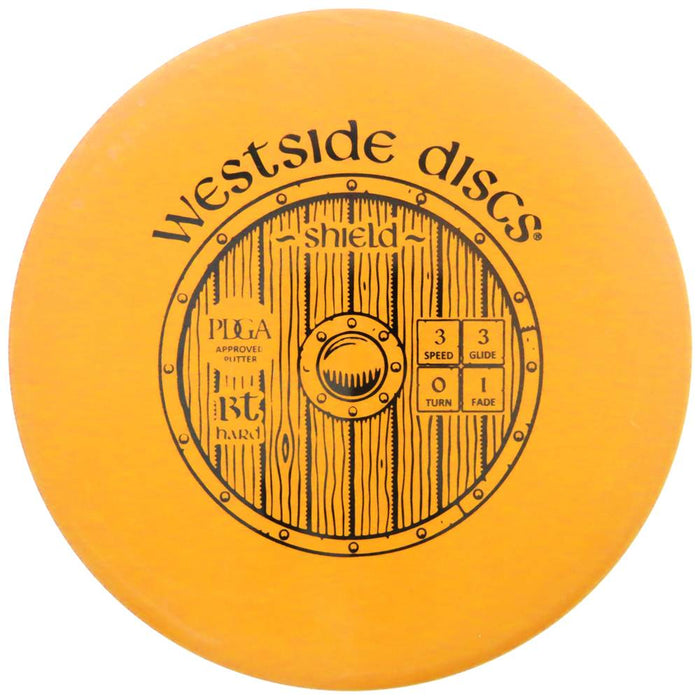 Westside BT Hard Shield Putter Golf Disc