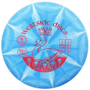 Westside BT Hard Burst Swan 1 Reborn Putter Golf Disc