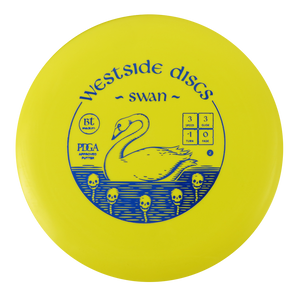 Westside BT Medium Swan 2 Putter Golf Disc