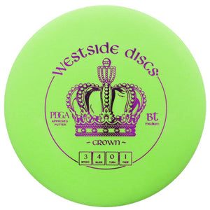 Westside BT Medium Crown Putter Golf Disc