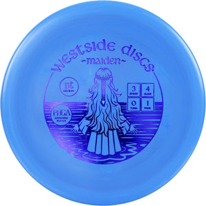 Westside BT Medium Maiden Putter Golf Disc