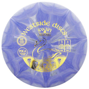 Westside BT Medium Burst Swan 1 Reborn Putter Golf Disc