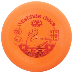 Westside BT Megasoft Swan 1 Reborn Putter Golf Disc