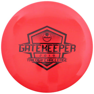 Westside Limited Edition 2019 Trilogy Challenge Tournament AIR Gatekeeper Midrange Golf Disc