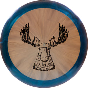 Westside Limited Edition Chameleon VIP-X Stag Fairway Driver Golf Disc