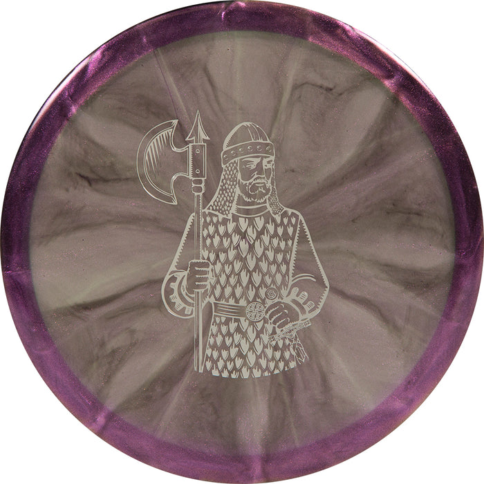 Westside Limited Edition Glimmer VIP-X Gatekeeper Midrange Golf Disc