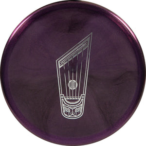 Westside Limited Edition Glimmer VIP-X Harp Putter Golf Disc