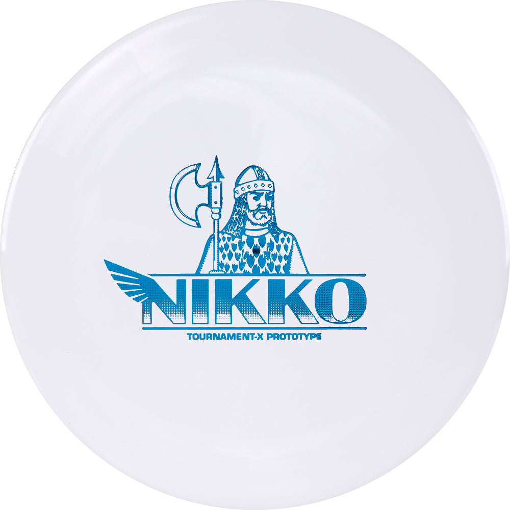 Westside Limited Edition 2020 Tour Series Nikko Locastro Prototype Tournament-X Gatekeeper Midrange Golf Disc