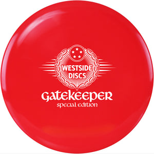 Westside Special Edition Tournament X-Blend Gatekeeper Midrange Golf Disc