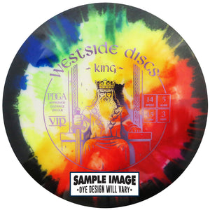 Westside MyDye Hybrid King Distance Driver Golf Disc