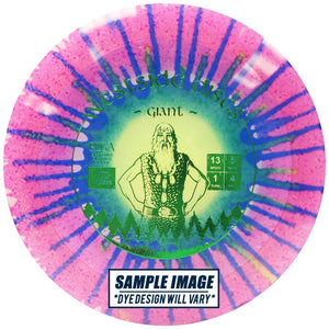 Westside MyDye VIP Giant Distance Driver Golf Disc