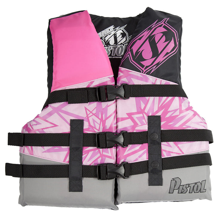 Pistol Nylon Youth Vest