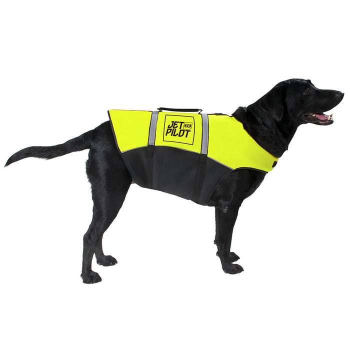 YELLOW JP DOG PFD