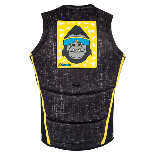 Jetpilot's Aaron Rathy Signature Comp Vest backside photo