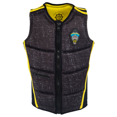 Front view of the Jetpilot's Aaron Rathy Signature Comp Vest front side photo