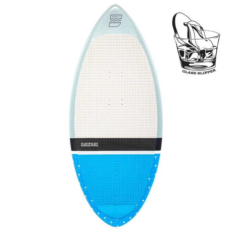 "Glass Slipper 48"" top deck with traction pad"