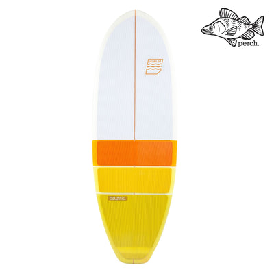 "Perch 5'2"" top deck with traction pad"