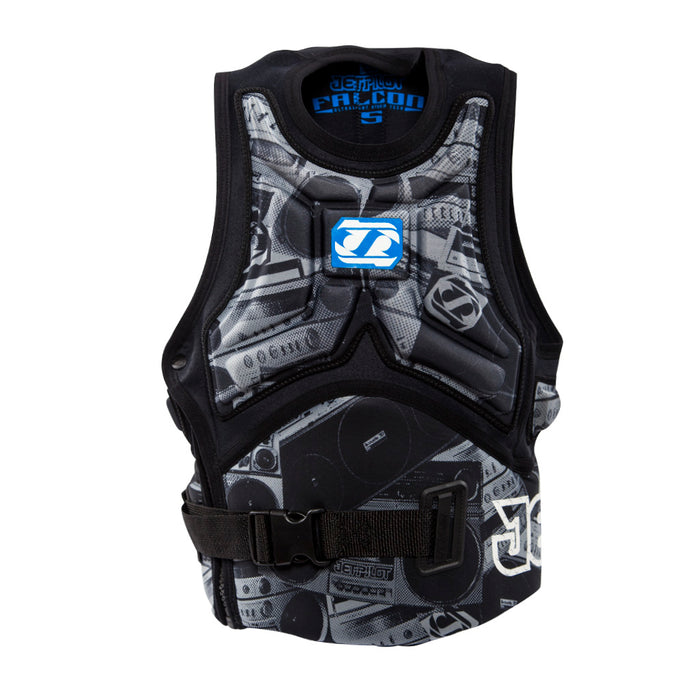 FALCON MOLDED S/E COMP VEST JP9224