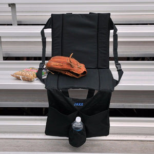 Personalized Stadium Bleacher Chair
