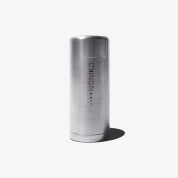 Natural Refillable Deodorant with Stainless Steel Case