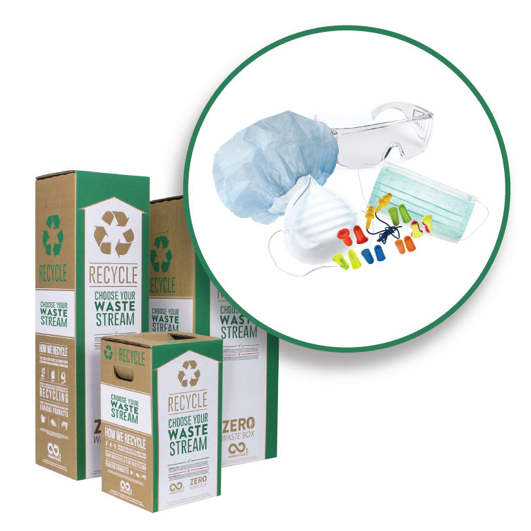 Zero Waste Box - Safety Equipment and Protective Gear