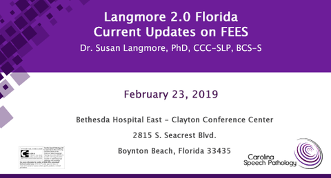 Langmore 2.0 Florida | Current Updates on FEES (0219-001)