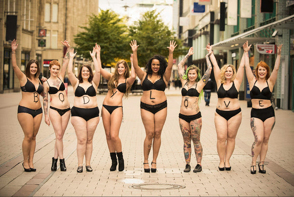 The Essence of being Body Positive