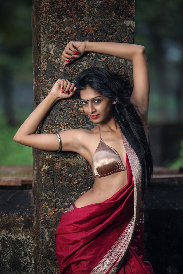 Showcase your Saree with These Bras