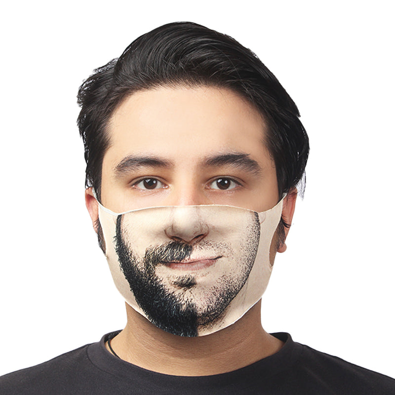 3D Face Mask : Pack of 1