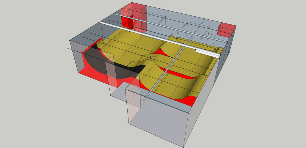 Our vision for an indoor scooter park