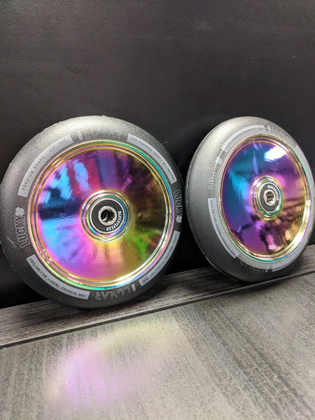 120mm pro scooter wheels for sale